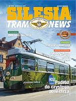 Silesia TramNews październik 2018