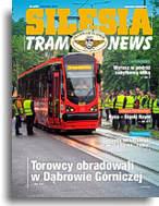 Silesia Tram News czerwiec 2019