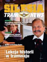 Silesia Tram News sierpień 2019