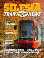 Silesia Tram News pażdziernik 2019