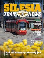 Silesia Tram News kwiecien 2020
