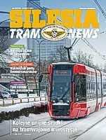 Silesia Tram News - styczeń 2021