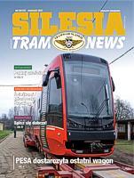 Silesia Tram News - kwiecień 2021